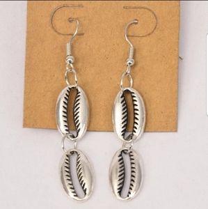 💎  Cowrie Shell Earrings  💎
